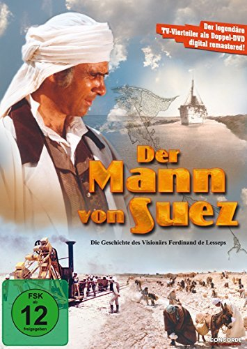 Der Mann von Suez -- via Amazon Partnerprogramm