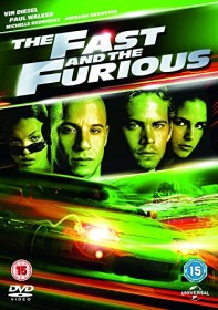 The Fast And The Furious (UK)