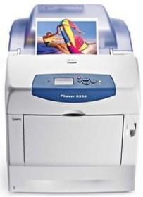 Xerox Phaser 6360V/DA, Farblaser