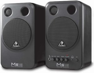 Behringer Monitor Speakers MS16 Paar -- © Copyright 200x, Behringer International GmbH