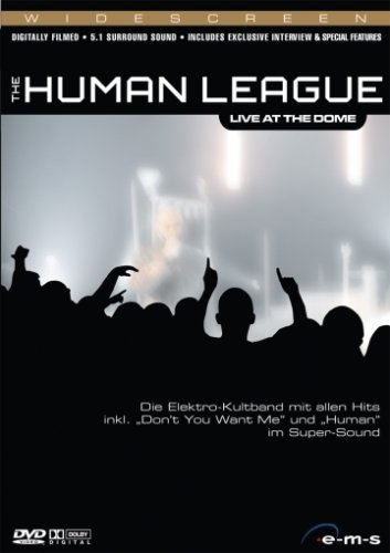 Human League - Live at the Dome 2003 -- via Amazon Partnerprogramm