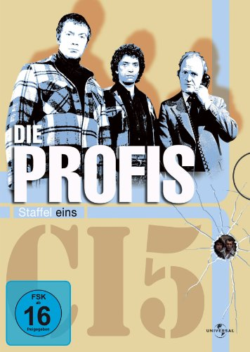 Die Profis Season 1 -- via Amazon Partnerprogramm