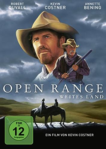 Open Range - Weites Land -- via Amazon Partnerprogramm
