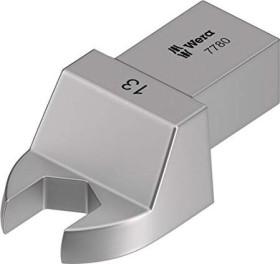 Wera 7780 Einsteck-Maulschlüssel 14x18mm, 30mm (05078683001)