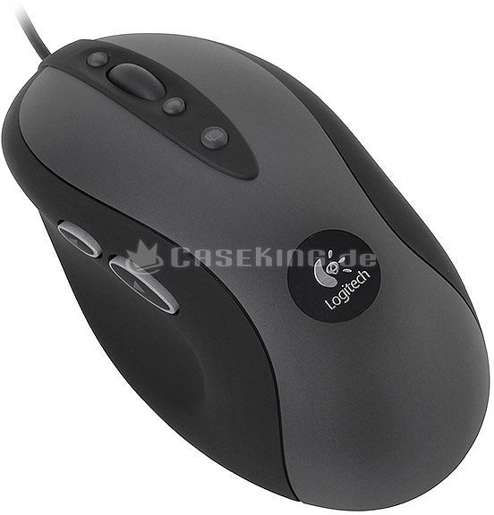 Logitech G400 Optical Gaming Mouse, USB (910-002278)