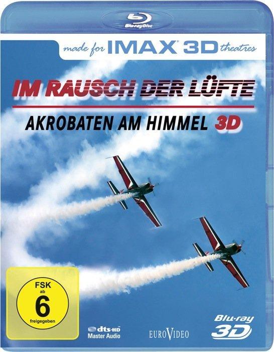 IMAX: Im Rausch der Lüfte (3D) (Blu-ray)