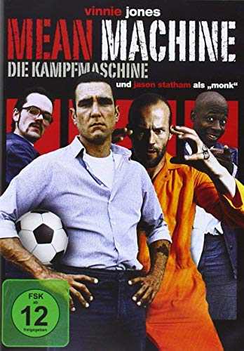 Mean Machine - Die Kampfmaschine -- via Amazon Partnerprogramm