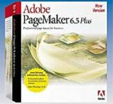Adobe: PageMaker Plus 6.5 (angielski) (MAC) (17530022)