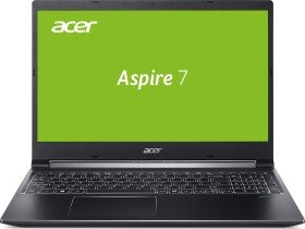 Acer Aspire 7 A715-74G-743J schwarz (NH.Q5TEG.005)