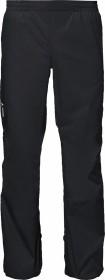 VauDe Drop II Fahrradhose lang black uni (Herren) (04981-051)