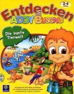 Coktel Addy Buschu - Die bunte Tierwelt (deutsch (PC/MAC)