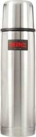 Thermos Light & Compact 1l Isolierflasche silber