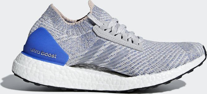 adidas Ultra Boost X grey two/hi-res blue (Damen) (BB6155) ab € 88,00