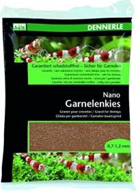 Dennerle Nano Garnelenkies Borneo braun 2kg (5914)