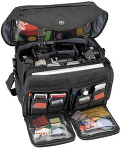 Tamrac 5613 Pro 13 camera bag black