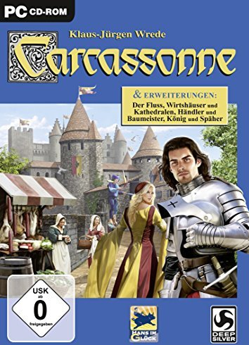 Carcassonne (niemiecki) (PC) -- via Amazon Partnerprogramm