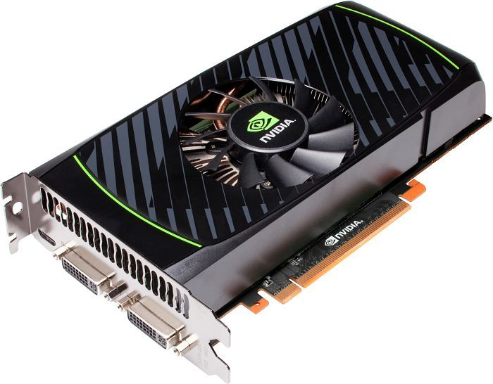 Various GeForce GTX 560, 1GB GDDR5, VGA, DVI, HDMI -- © nvidia.com