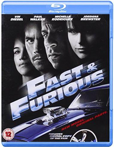 Fast And Furious (Blu-ray) (UK) -- via Amazon Partnerprogramm