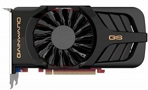 Gainward GeForce GTX 560 golden Sample, 1GB GDDR5, VGA, DVI, HDMI (2234)