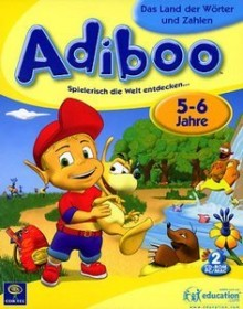 Adiboo The country the words and numbers (PC/MAC)