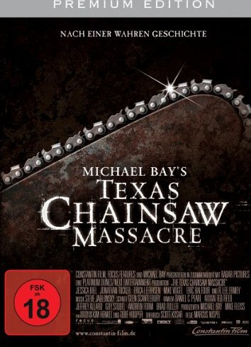 Texas Chainsaw Massacre (Remake) (Special Editions) -- via Amazon Partnerprogramm