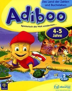 Adiboo: Das country der numbers and Buchstaben (PC/MAC)