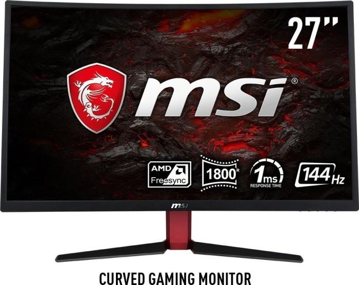 MSI Optix G27C2, three years warranty, 27