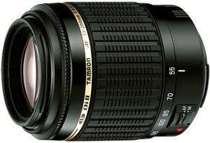 Tamron AF 55-200mm 4.0-5.6 Di II LD macro for Canon EF black (A15E)