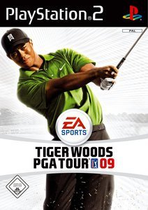 EA sports Tiger Woods PGA Tour 09 (English) (PS2)
