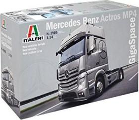 Italeri Mercedes Benz Actros MP4 Gigaspace (510003905)
