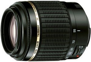Tamron AF 55-200mm 4.0-5.6 Di II LD macro for Sony A black (A15M/A15S)