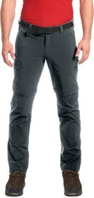 Maier Sports Torid Slim Zip Zip-Off Hose lang graphite (Herren) (133023-949)