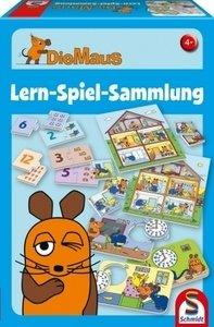 Die Maus - Lern-Spiel-Sammlung