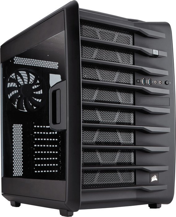 Corsair Carbide Series Air 740 schwarz, Acrylfenster (CC-9011096-WW)