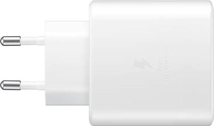 Samsung Schnellladegerät 45W USB Typ-C weiß (EP-TA845XWEGWW)