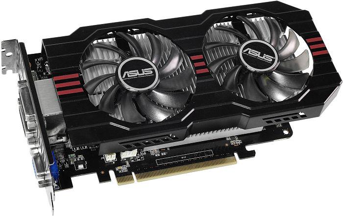 ASUS GeForce GTX 750 Ti OC, GTX750TI-OC-2GD5, 2GB GDDR5, VGA, 2x DVI, HDMI (90YV05J0-M0NA00)