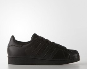 adidas Superstar core black (Junior) (B25724)