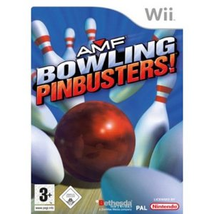 AMF Bowling Pinbusters! (English) (Wii)