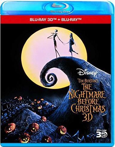 The Nightmare Before Christmas (3D) (Blu-ray) (UK) -- via Amazon Partnerprogramm