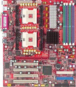 MSI MS-9141 E7505 Master2-F/L [dual reg ECC DDR] [various types]