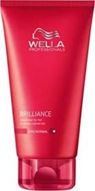 Wella Care Brilliance fine hair Conditioner, 200ml