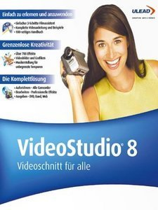 Ulead: Video Studio 8.0 AVDV (PC)
