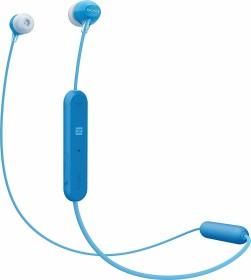 Sony WI-C300 blau