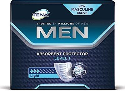 cc402f4e76e49 Tena Men Level 1 Hygieneeinlagen, 12 Stück ab € 4,75 (2019 ...