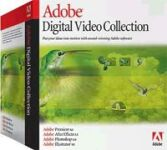 Adobe: Digital Video Collection 5.0 (angielski) (MAC) (19210046)