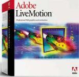Adobe: LiveMotion 1.0 (English) (PC) (23140009)