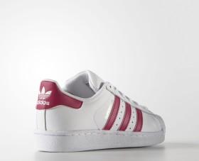 adidas Originals Superstar Foundation B23644, Mädchen Low