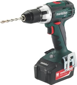 Metabo BS 18 LT cordless screw driller incl. case + 2 Batteries 4.0Ah (602102500)