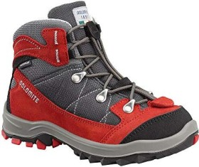 Dolomite Davos WP fiery red/anthracite grey (Junior) (251268-0856)
