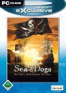 Sea Dogs (German) (PC)